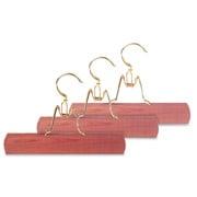 Woodlore - Cedar Pant Hanger Set 3pce