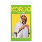 Korjo - Rain Poncho