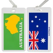 Korjo - Aussie Luggage Tag