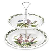 Portmeirion - Botanic Garden Double Tiered Cake Stand