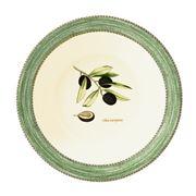 Wedgwood - Sarah's Garden Pasta Bowl Green