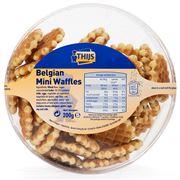 Thijs - Belgian Mini Waffles 200g