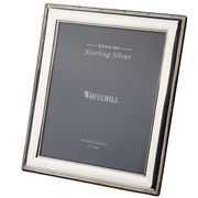 Whitehill - Sterling Silver Reed & Ribbon Frame 20x25cm