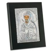 Clarte Icon - St Spyridon 14x19cm