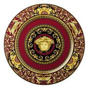 Rosenthal - Versace Medusa Red Service Plate