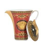 Rosenthal - Versace Medusa Red Cream Jug