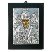 Clarte Icon - St Nicholas 14x19cm