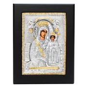 Clarte Icon - Holy Virgin Mary of Roses 14x18.5cm