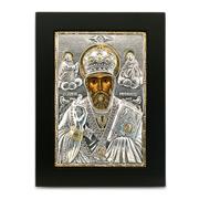 Clarte Icon - St Nicholas Gold 14x19cm