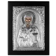 Clarte Icon - St Spyridon 16.5x22cm