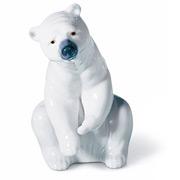 Lladro - Polar Bear Resting