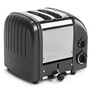 Dualit - NewGen Two Slice Toaster DU02 Metallic Charcoal