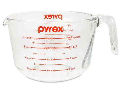 Pyrex Original Measuring Jug 2l Peter S Of Kensington