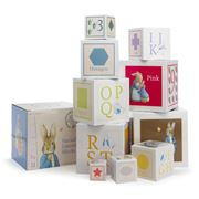 Building Blocks - Beatrix Potter Stackable Learning Blocks
