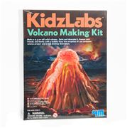 Kidz Labs - Make Your Own Volcano Kit