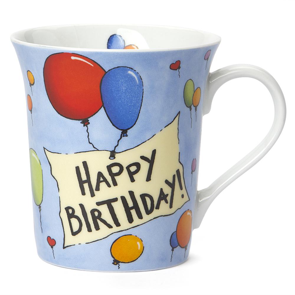 Konitz Happy Birthday Mug Peters Of Kensington