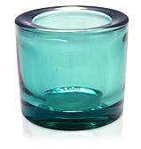 iittala - Kivi Candleholder Sea Blue 6cm