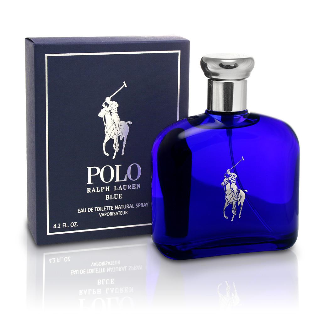 NEW Ralph Lauren Polo Blue Eau de Toilette 125ml 3360377022928 | eBay