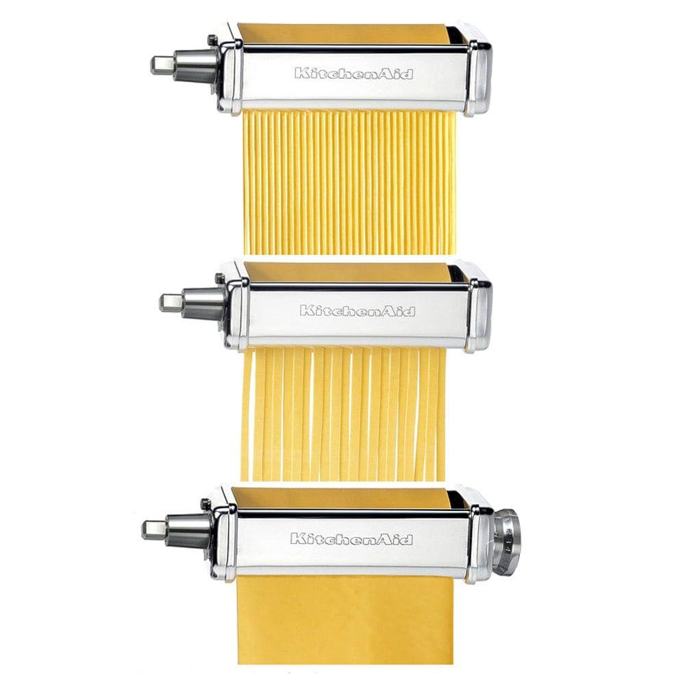 Kitchenaid Accessories Artisan Mixer Pasta Roller Set 3pce Peter S Of Kensington