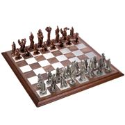 Royal Selangor - Lord of the Rings Chess Set