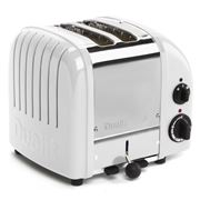 Dualit - NewGen Two Slice Toaster DU02 White