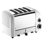 Dualit - NewGen Four Slice Toaster DU04 White