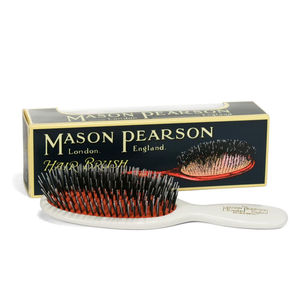 ffd453fd27a01 Mason Pearson - Ivory Pocket Bristle   Nylon Brush