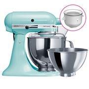 KitchenAid - KSM160 Ice Stand Mixer w/Ice Cream Bowl