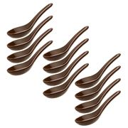 JAB Design - Brown Chinese Spoon Set 12pce