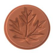 JBK Pottery - Maple Leaf Cookie Stamp
