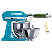 KitchenAid - Artisan KSM160 C Blue Stand Mixer w/Spiraliser