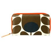Orla Kiely - Bark Tulip Stem Wallet