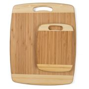 Catskill - Bamboo Chopping Board Set 2pce