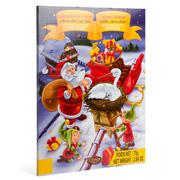Cemoi - Santa's Sleigh Advent Calendar 75g