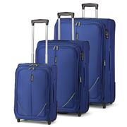 Paklite - Vapour-Lite Blue 3 Piece Luggage Set