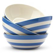Cornishware - Blue Cereal Bowl Set 4pce