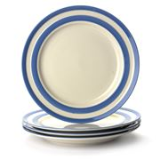 Cornishware - Blue Dinner Plate Set 4pce