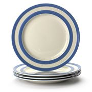 Cornishware - Blue Lunch Plate Set 4pce