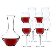 Spiegelau - Hybrid Decanter & Vino Vino Red Wine Set 9pce