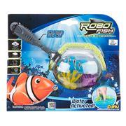Zuru - Robo Fish Net & Coral Blue Playset