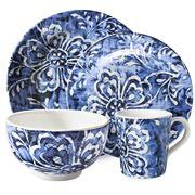 Ralph Lauren - Cote D'Azur Floral Place Setting 4pce