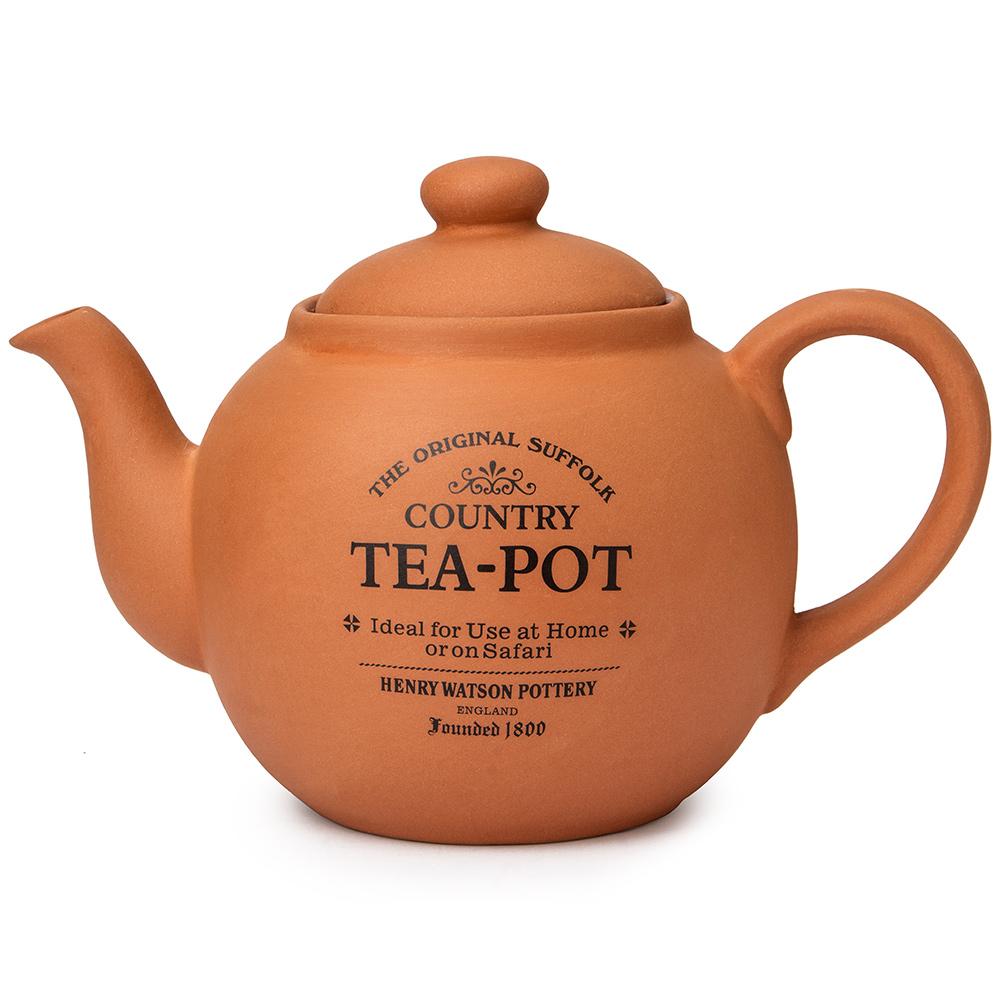 Henry Watson Suffolk Teapot 1l Peter S Of Kensington