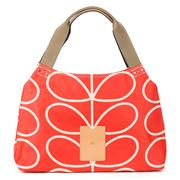Orla Kiely - Giant Linear Stem Vrmlln Classic Shoulder Bag
