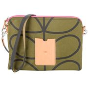 Orla Kiely - Giant Linear Stem Kelp Travel Pouch