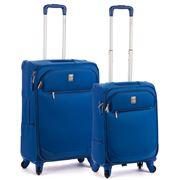 Delsey - Haumea Light Blue Spinner Case Set