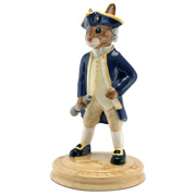 Royal Doulton - Bunnykins Figurine Captain Cook