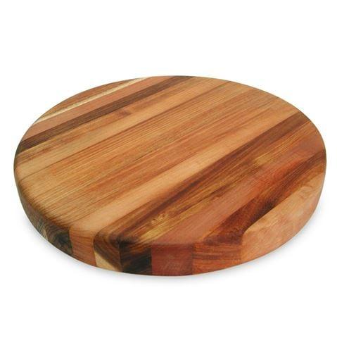 The big chop round board blackwood myrtle 33x4cm cutting chopping rrp 139 ebay - The big chop cutting board ...