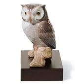 Lladro - Lucky Owl