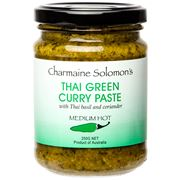 Charmaine Solomon - Thai Green Curry Paste 250g