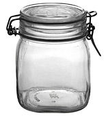 Bormioli Rocco - Fido Airtight Storage Jar 750ml